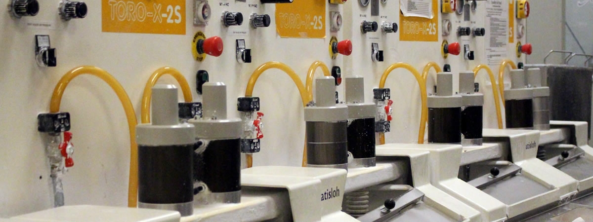 picture of optical machinery